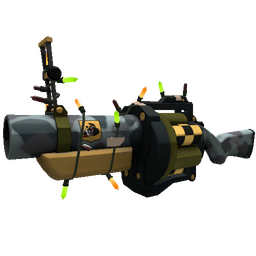 Festive Killstreak Butcher Bird Grenade Launcher (Factory New)