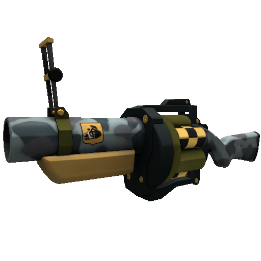 Specialized Killstreak Grenade Launcher