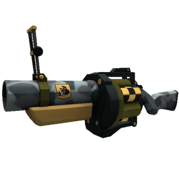 Butcher Bird Grenade Launcher TF2 Skin Preview