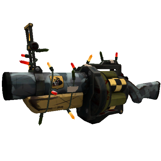 Unusual Killstreak Grenade Launcher