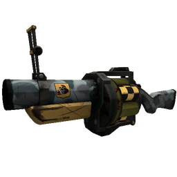 free tf2 item Strange Butcher Bird Grenade Launcher (Well-Worn)