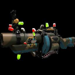 Festive Warhawk Grenade Launcher (Minimal Wear)