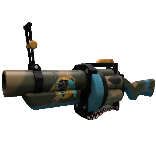 Killstreak Grenade Launcher