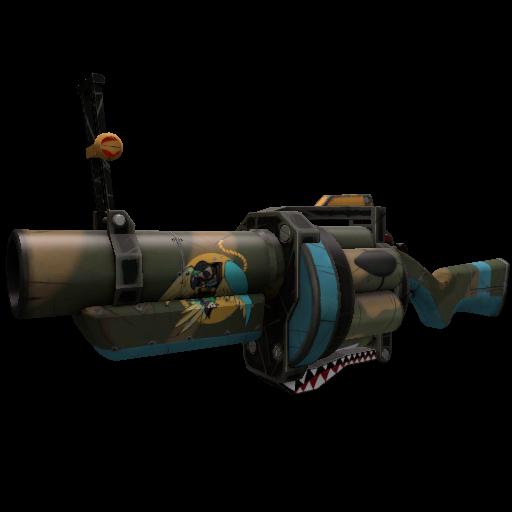 Strange Killstreak Grenade Launcher