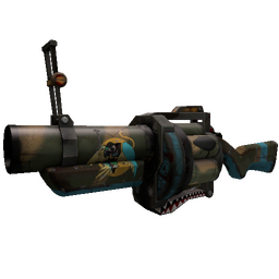 Warhawk Grenade Launcher (Battle Scarred)