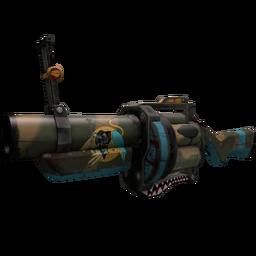 Warhawk Grenade Launcher (Well-Worn)