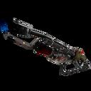 Unusual Warhawk Flame Thrower (Well-Worn)