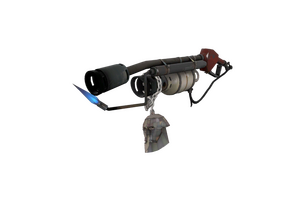 Strange Diamond Botkiller Flame Thrower Mk I