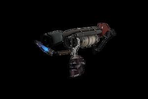 Strange Carbonado Botkiller Flame Thrower Mk I