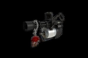 Strange Blood Botkiller Minigun Mk I