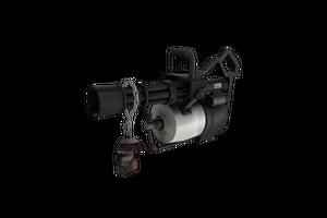 Strange Carbonado Botkiller Minigun Mk I