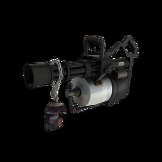 Strange Carbonado Botkiller Minigun Mk.I