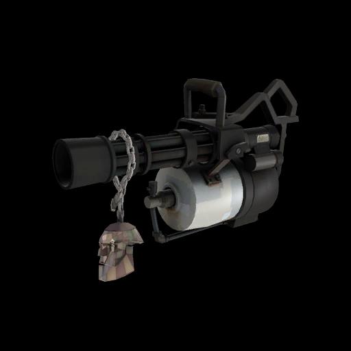 Strange Diamond Botkiller Minigun Mk.I