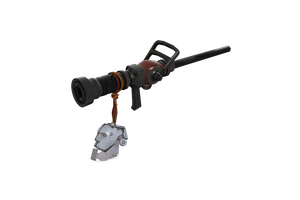 Strange Silver Botkiller Medi Gun Mk I