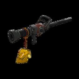 Strange Specialized Killstreak Gold Botkiller Medi Gun Mk.I