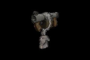 Strange Diamond Botkiller Stickybomb Launcher Mk I