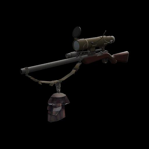 Strange Carbonado Botkiller Sniper Rifle Mk.I