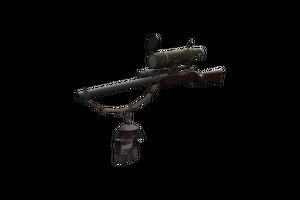 Strange Carbonado Botkiller Sniper Rifle Mk I