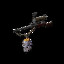 Strange Killstreak Silver Botkiller Sniper Rifle Mk.I
