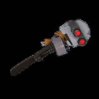 Strange Silver Botkiller Wrench Mk.II