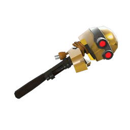 Strange Killstreak Gold Botkiller Wrench Mk.II