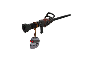 Strange Silver Botkiller Medi Gun Mk Ii