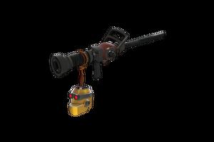 Strange Gold Botkiller Medi Gun Mk Ii