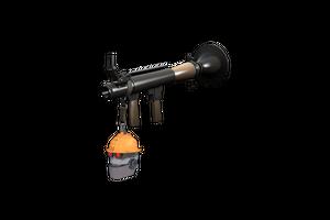 Strange Silver Botkiller Rocket Launcher Mk Ii