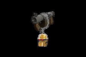 Strange Gold Botkiller Stickybomb Launcher Mk Ii