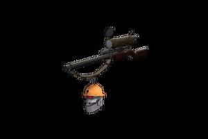 Strange Killstreak Silver Botkiller Sniper Rifle Mk Ii