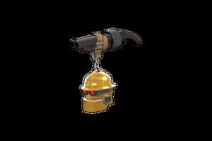 Strange Gold Botkiller Scattergun Mk Ii
