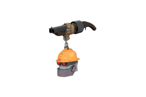 Strange Silver Botkiller Scattergun Mk Ii