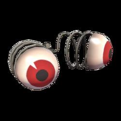 Глаза навыкат