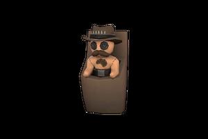 Pocket Saxton