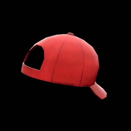 The Backwards Ballcap