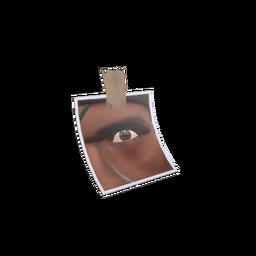 Strange Snapped Pupil
