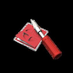 Инструмент для нанесения наклеек