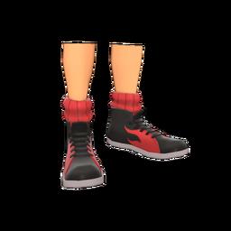 Strange Hot Heels