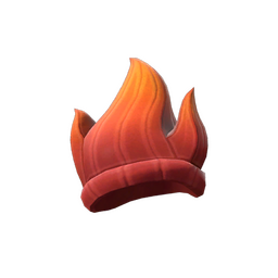 Strange Unusual Burning Beanie