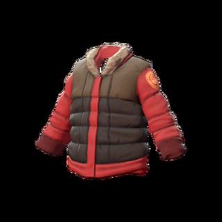 Strange Down Tundra Coat
