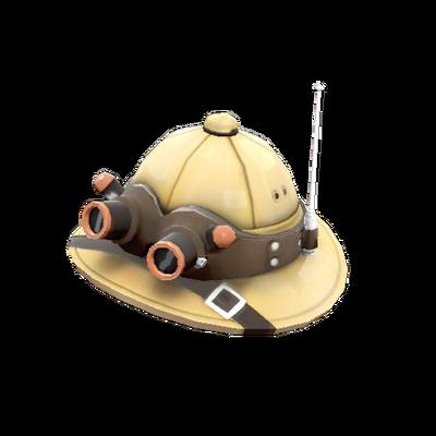 Колониальный шлем лорда Коксвейна