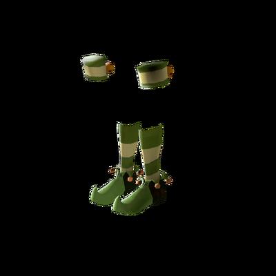 Эльфийские ботиночки