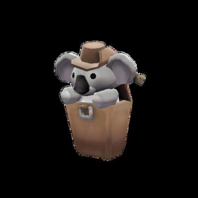 Карманный коала