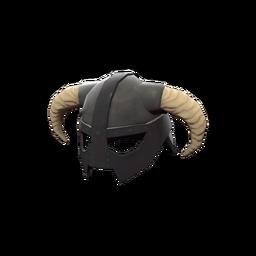 Genuine Dragonborn Helmet