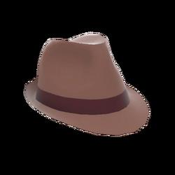 Фетровая шляпа старой закалки