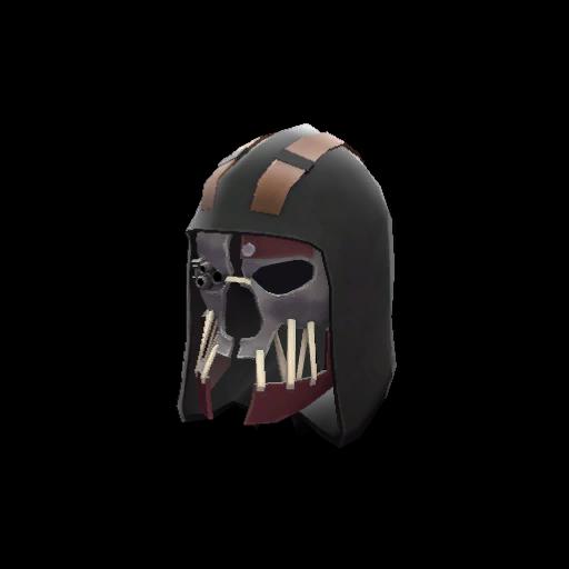 Genuine Lacking Moral Fiber Mask