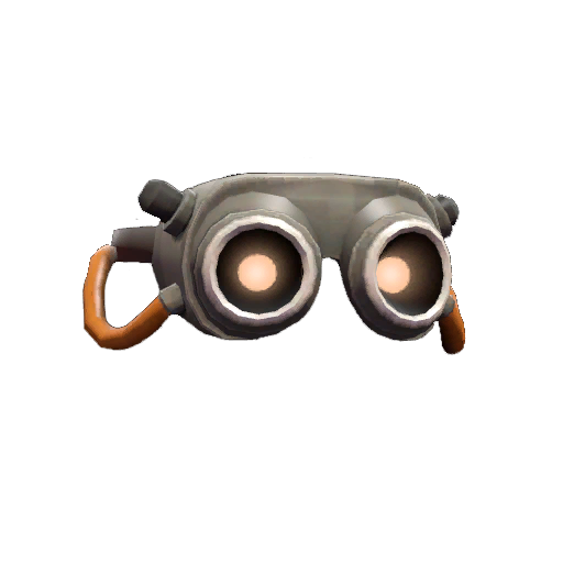 Head Mounted Double Observatory - Team Fortress 2 In