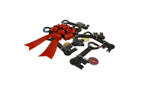 Pile of Summer Cooler Key Gifts