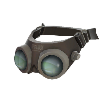 comment avoir les lunettes de pyrovision