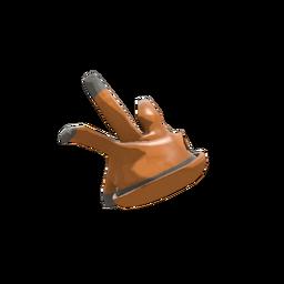 Strange Respectless Rubber Glove